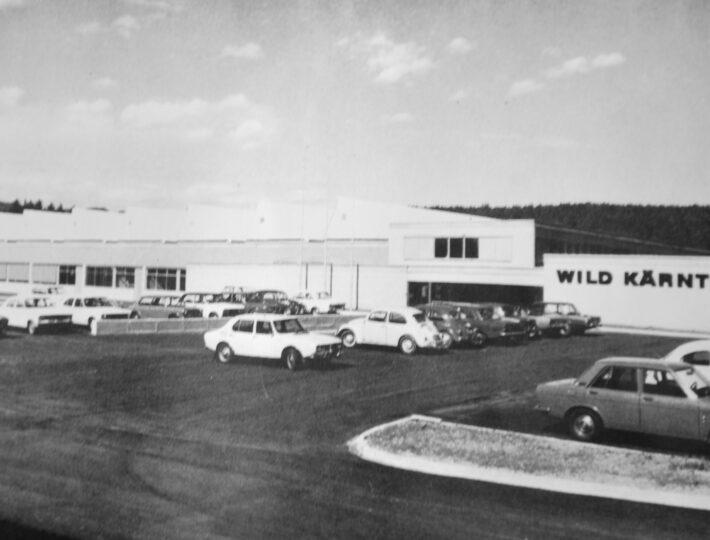 WILD eröffnet die neue Produktionshalle