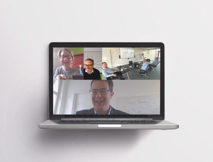 WILD Gruppe feiert 50 Geburtstag digital